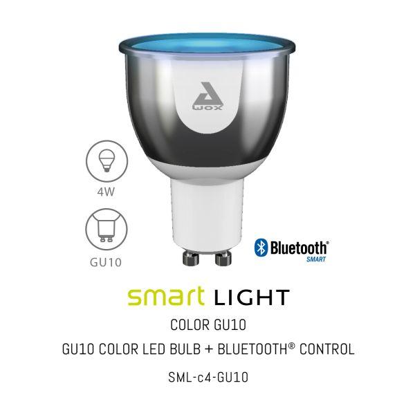 Sml c4 gu10 - Awox smart control ...